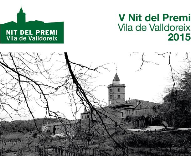 Premi Vila de Valldoreix 2015: Coneix els tres finalistes