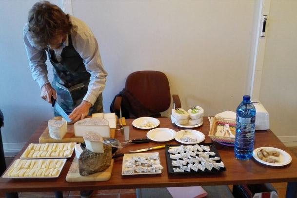 Maridatge vins i formatges