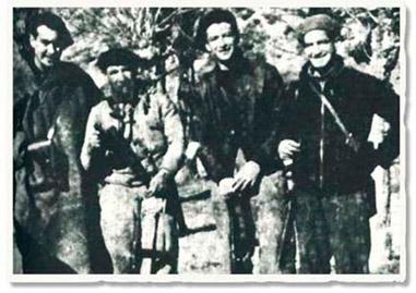 Pere Pi, el darrer guerriller de Valldoreix