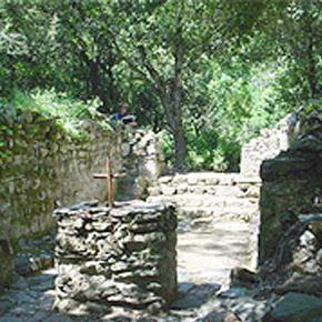 Passejada la Font de l'Ermetà i a l'Ermita Sant Vicenç del Bosc